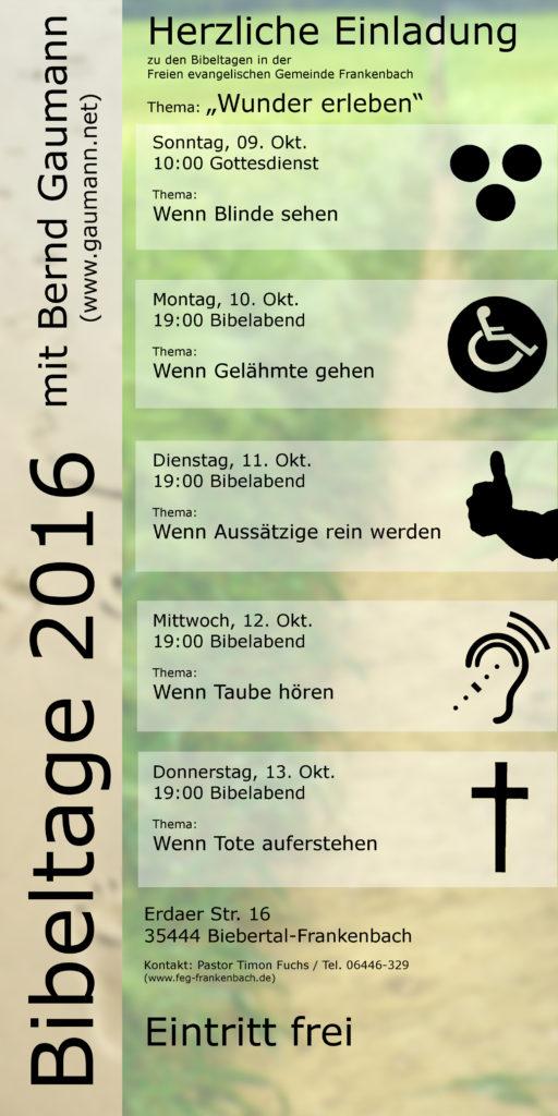 """""""Wenn Blinde sehen"""" mit Bernd Gaumann"""